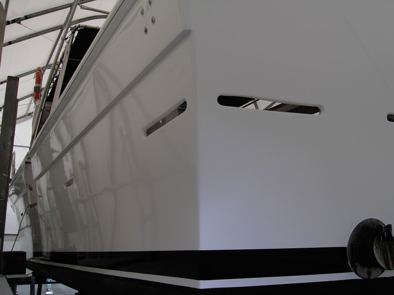 Joint Venture hull finished