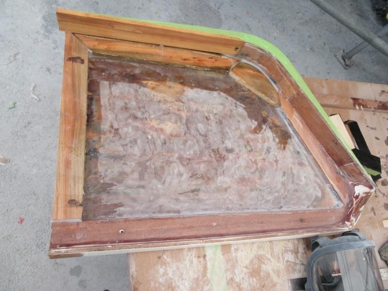 Megastar hatch repair