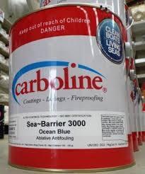 Sea Barrier 3000