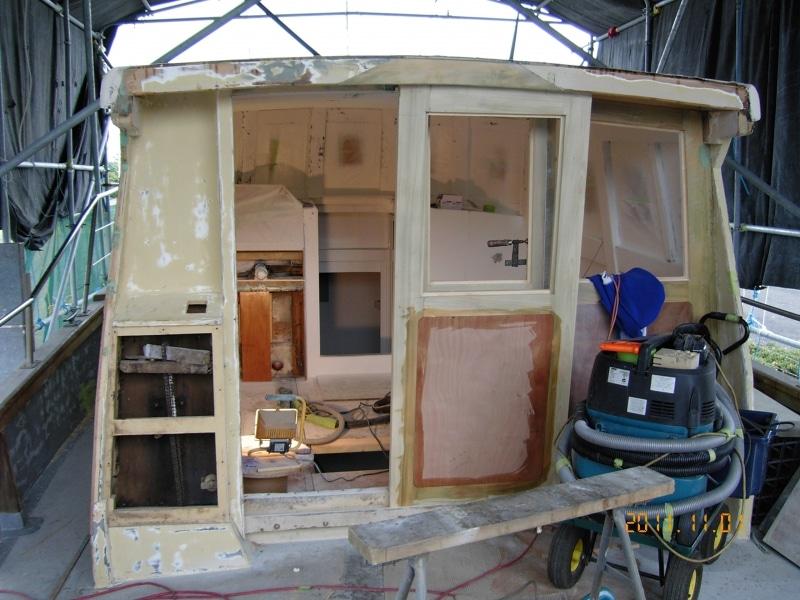 Sundancer new door