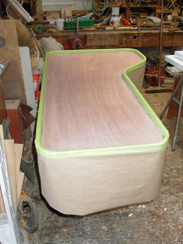 Sundancer new table