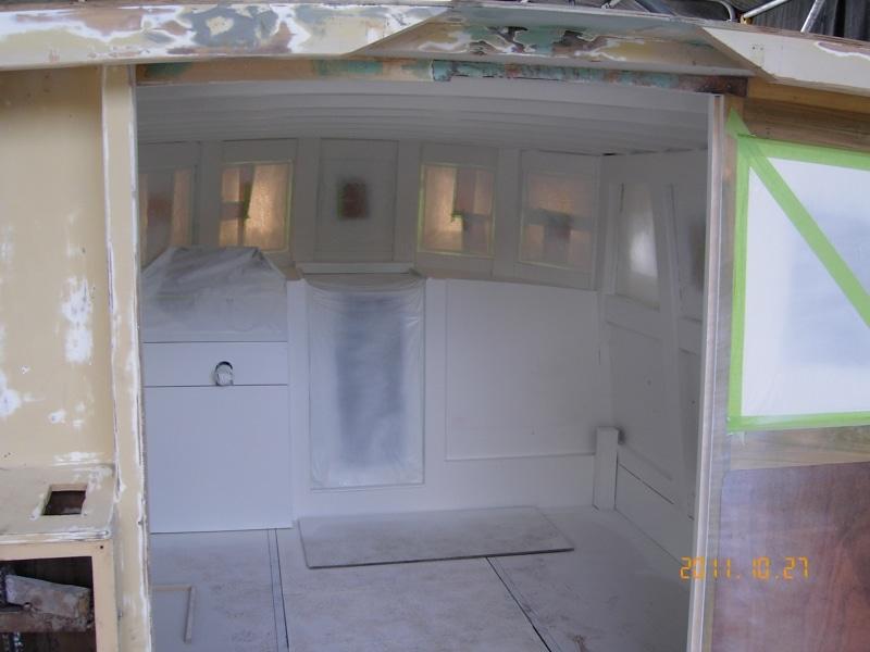 Sundancer painting repairs