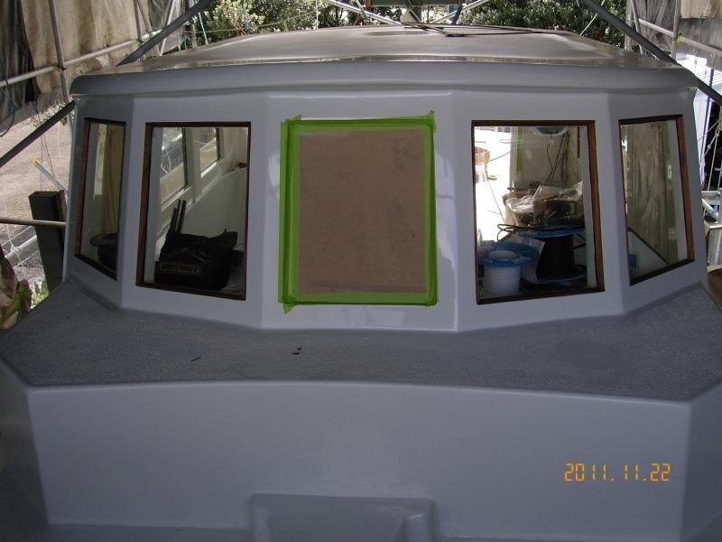Sundancer window repairs