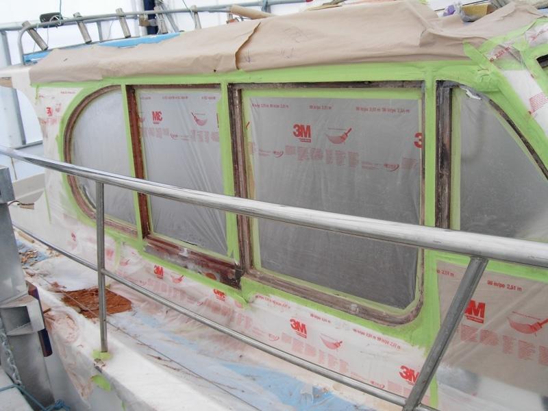 Sunshine - window replacement progress